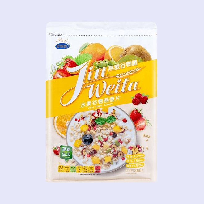 水果谷物燕麦片 360g包
