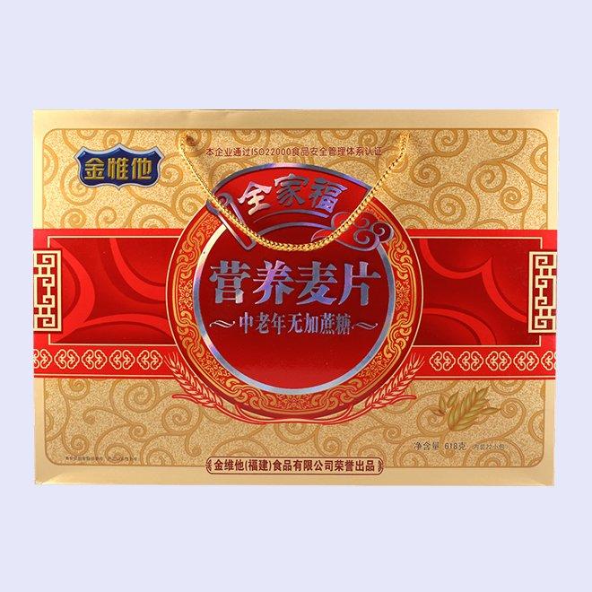 木糖醇营养麦片 618g